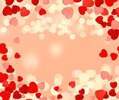 Láska pozadí — Stock vektor