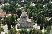 Yalta. Armenian church St. Ripsime — Stock Photo