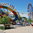Attractions park — Stockfoto