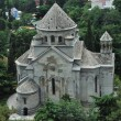 Yalta. Armenian church St. Ripsime — Stock Photo