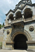 Yalta. Armenian church St. Ripsime — Foto de Stock