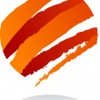 Stockvector : Abstract vector design element - 8