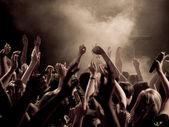 концерт — Стоковое фото