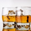 Two on the rocks — Stock Photo