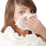 Grippe — Stockfoto