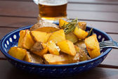 Rosemary potatoes — Stock Photo
