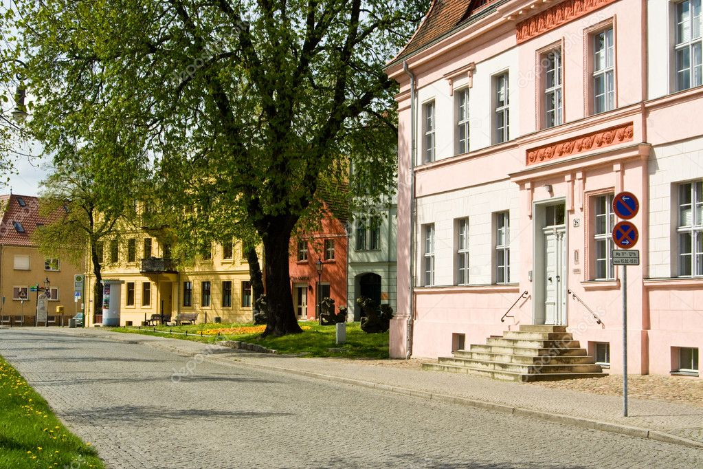 Brandenburg an der Havel, Germany — Stock Photo #1779778