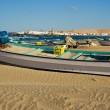 Stock Photo: Beach in Sur, Oman