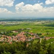 Stock Photo: Rhine Valley