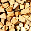 Royalty-Free Stock Photo: Wood for fireplace