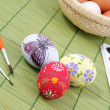 Easter, egg and spring — Stock Photo #1730101