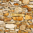 Stone wall — Stock Photo #1730917