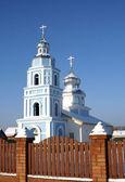 Ortodoxa tempel — Stockfoto