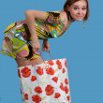 За покупками - Модель - Студийная фотография - Фотоальбом Е.Башмакова...