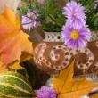 Autumn still life — Stock Photo #1636489