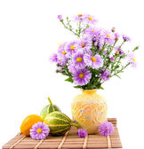 Bouquet in a vase — Stock Photo
