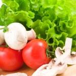 Fresh vegetables — Stock Photo #1644697