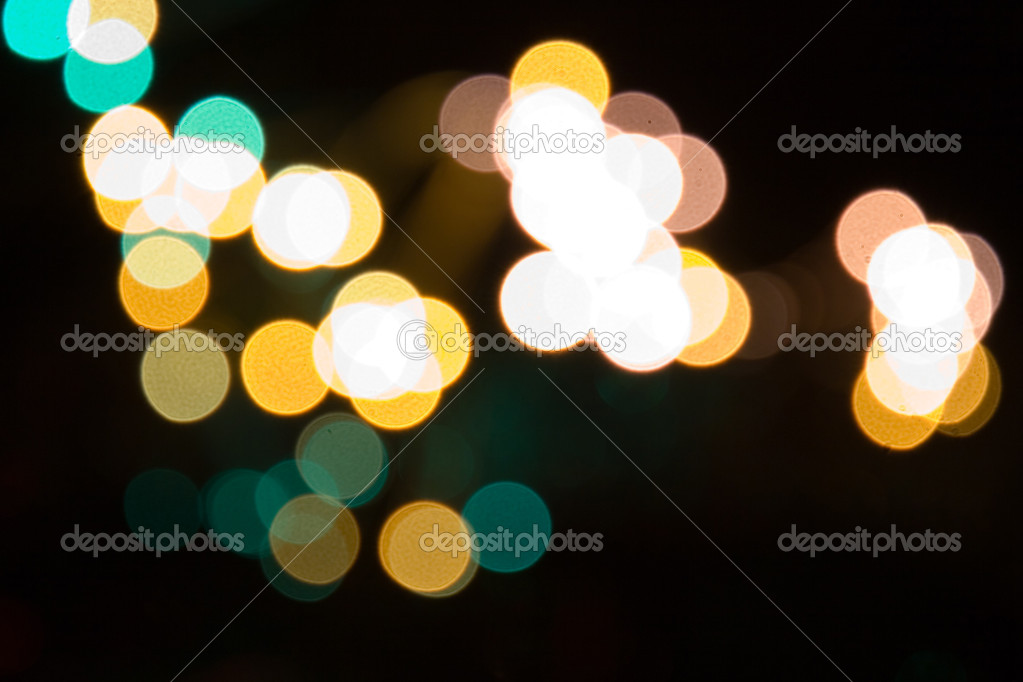 Beautiful abstracts background with defocused lights   Stock Photo #2295922