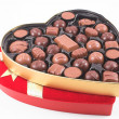 Stock Photo: Valentines Candy