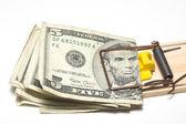 Money Trap — Stock Photo