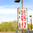 Old Gas Pumps - Stock Photo