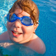 Boy Swimming — Stock Photo #1703468