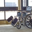 Wheelchair - Stock Photo