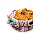 Southern Fried Chicken — Stock Photo