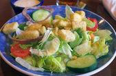 Tossed Salad — Stock Photo