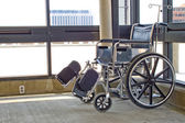 Wheelchair — Stock Photo