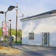 Old Gas Station — Stock Photo #1712181