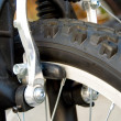 Bike Brakes — Stock Photo