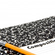 Pencil and Notebook — Stock Photo #1716341