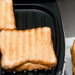 Grilled Cheese Sandwich — Stock Photo #1716619