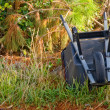 Wheel Barrow — Stock Photo