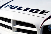 Police Car — Stock Photo