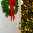 Christmas Wreath — Stock Photo #1741063
