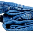 Royalty-Free Stock Photo: Denim Jeans