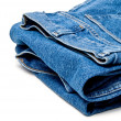 Stock Photo: Denim Jeans