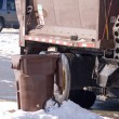 Garbage Truck - Photo