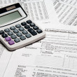 Tax Calculator — Stock Photo #2007712