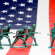 Army Men — Stock Photo #2008759