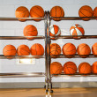 Basketballs - Foto Stock