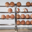 Basketballs - Stock Photo
