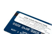 Credit Card Activation — Stock Photo