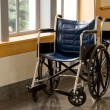 Wheel Chair - Stock Photo