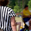 Referee — Stock Photo #2012338
