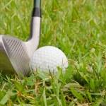 Golfing — Stock Photo #2013734