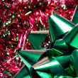 Christmas Bow — Stockfoto