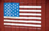 Bandera de estados unidos — Foto de Stock